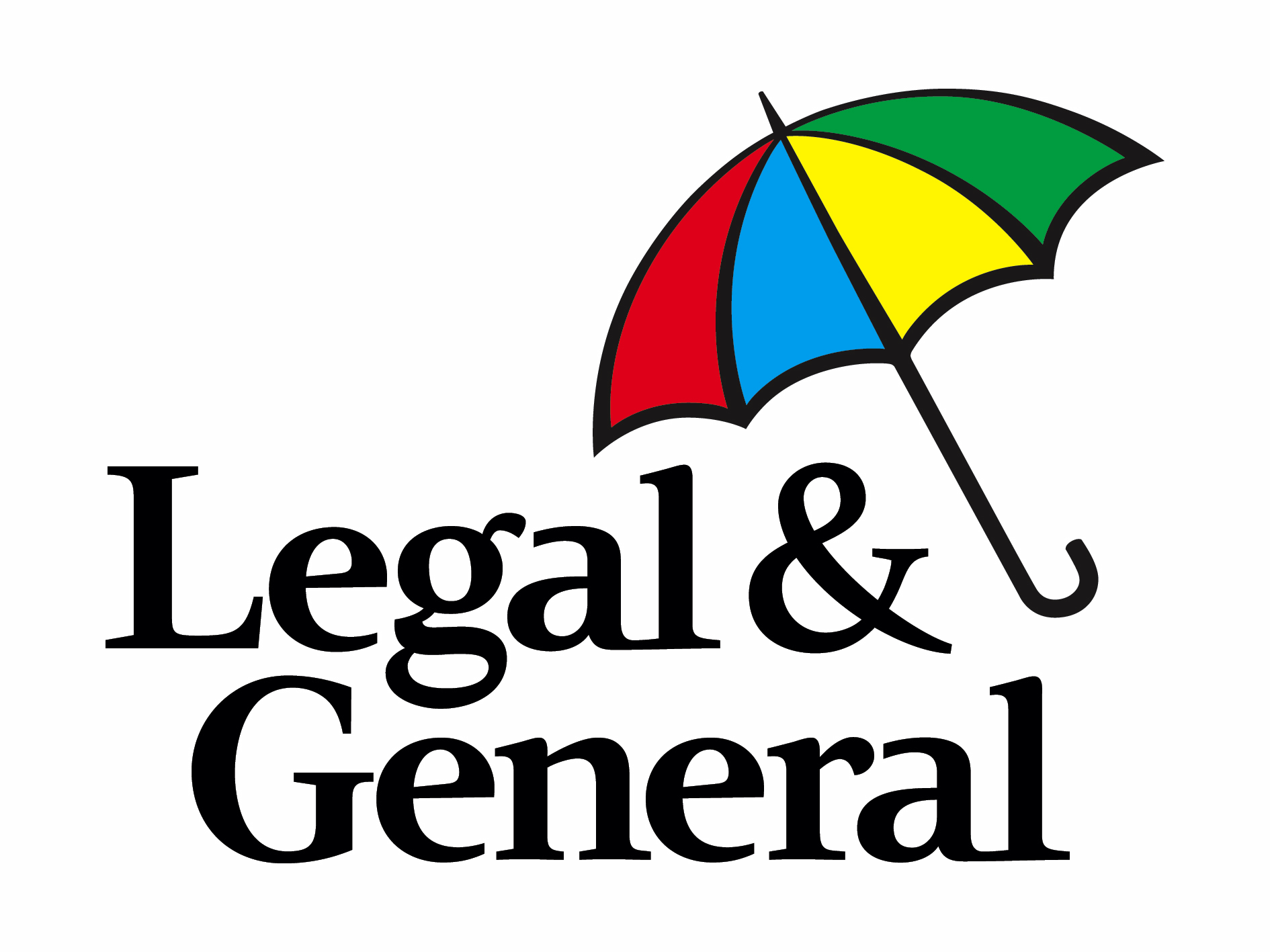Legal and General logo of umbrella