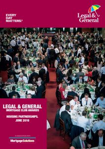 Legal and General awards brochure 2 2016 front cover