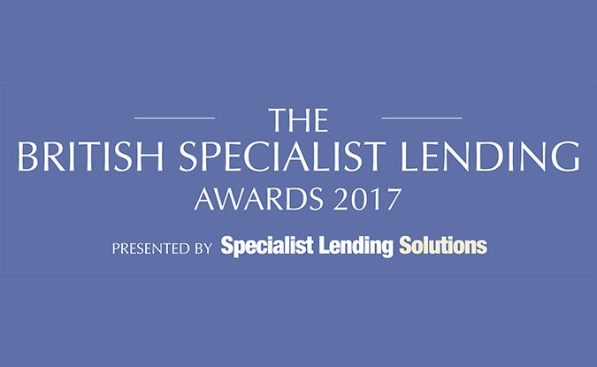 british specialist lending awards