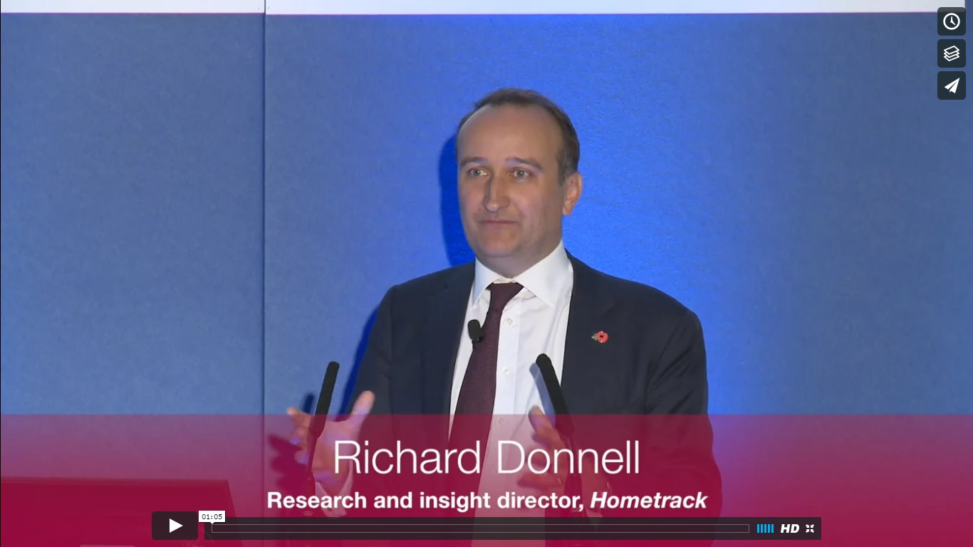 Richard Donnell Hometrack TMPE2016