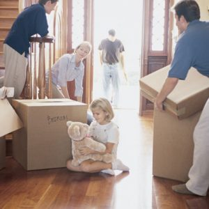 Number of homemovers falls for first time in five years