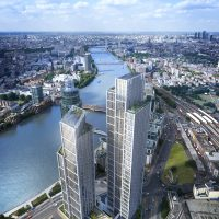 Third time lucky for Nine Elms development as Multiplex wins main contract