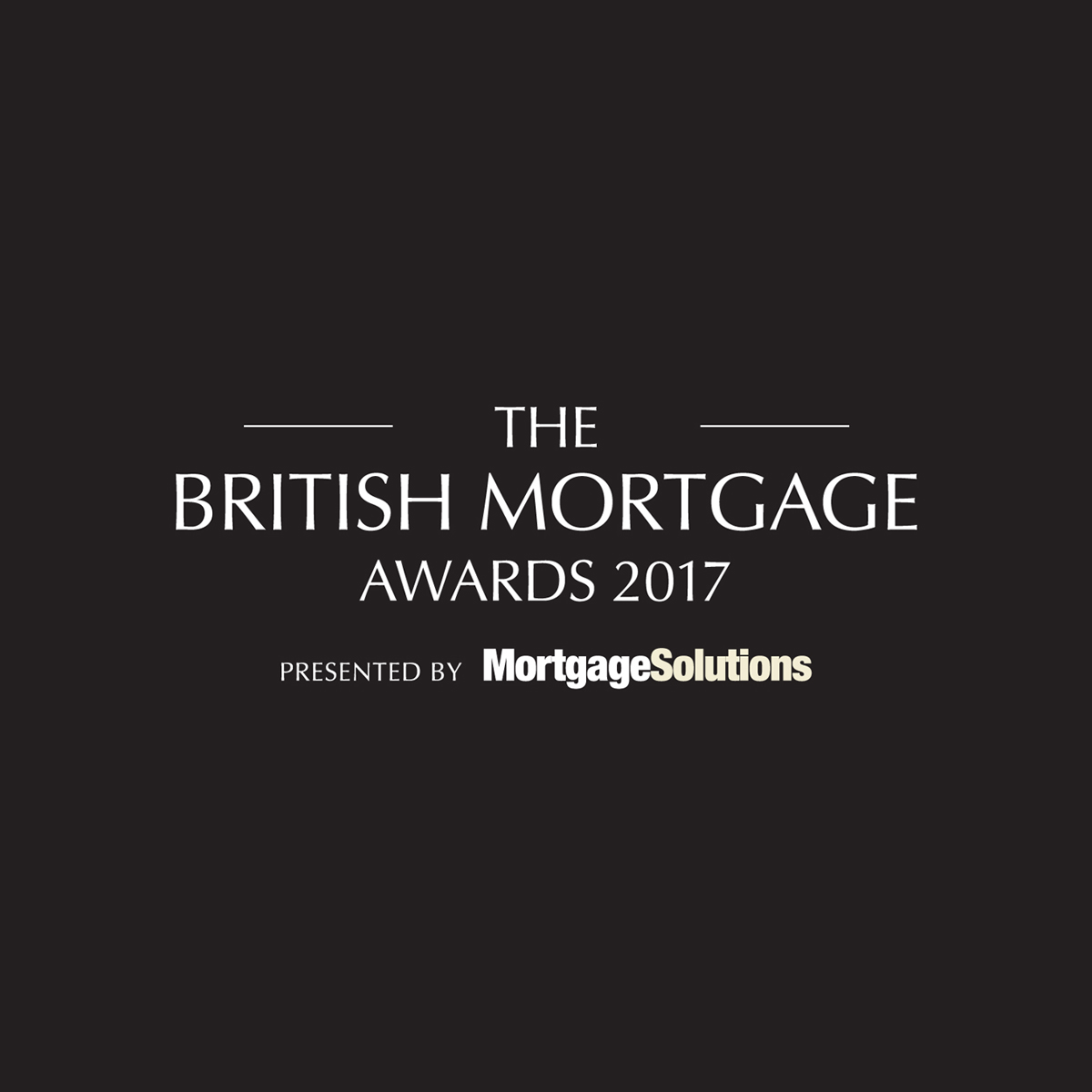British Mortgage Awards BMAs logo 2017