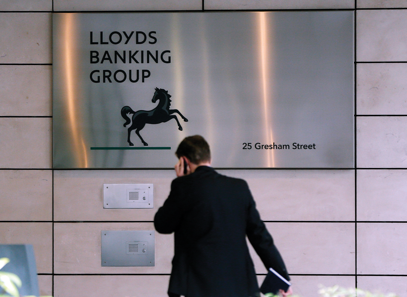Lloyds Banking Group brand