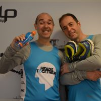 Network hoping to help beat mental health stigma with marathon efforts