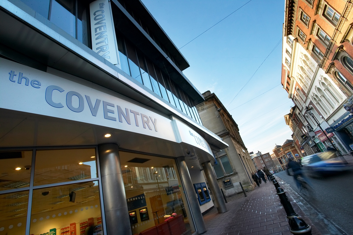 Coventry Building Society branch