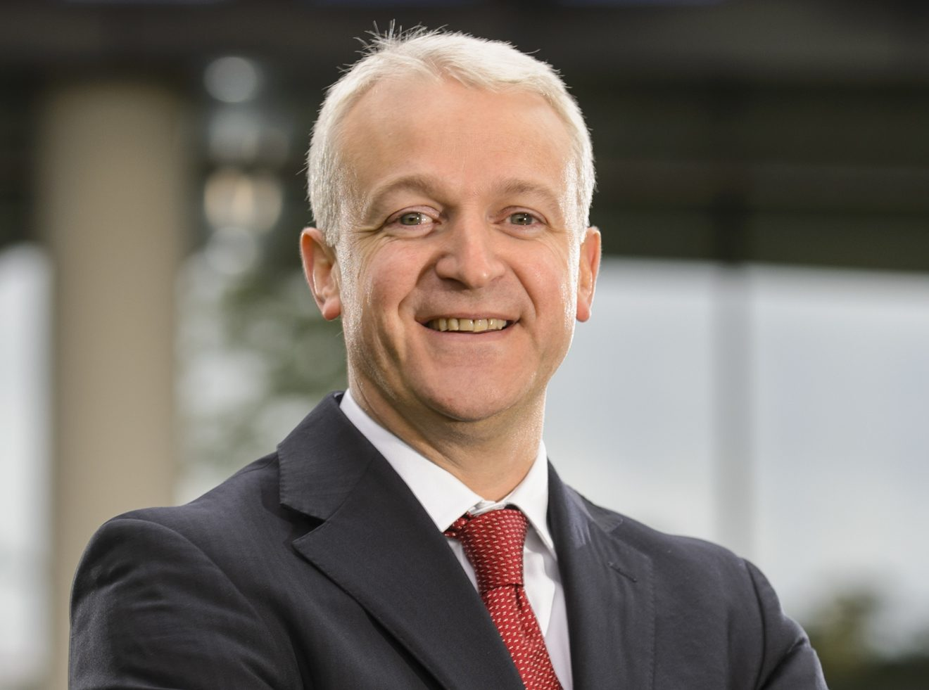 Tesco Bank managing director David McCreadie