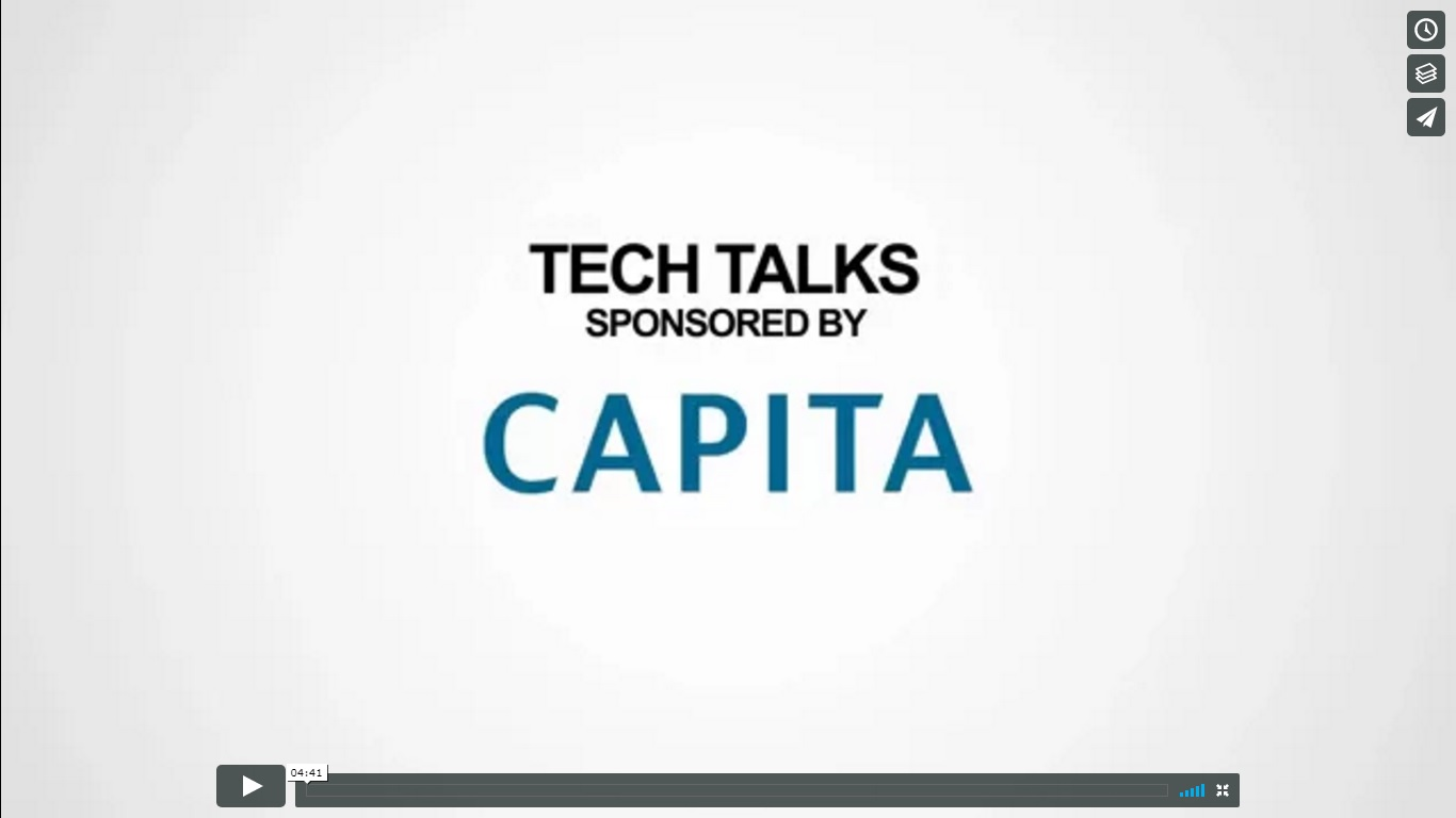 Tech Talks Capita pic