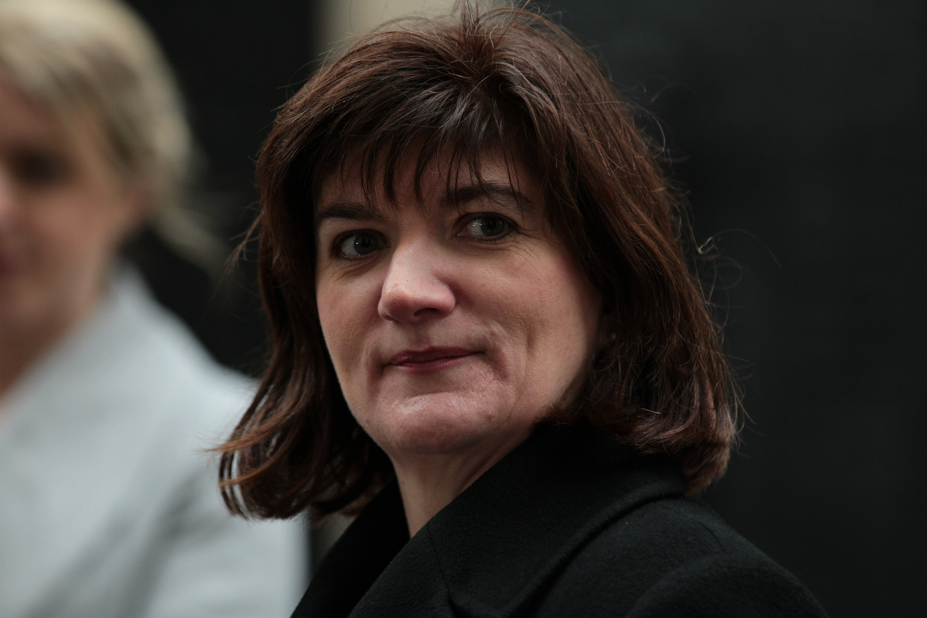 Nicky Morgan shutterstock_618406646