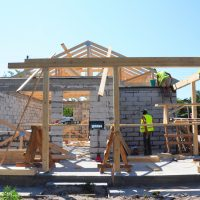 Government pressure on big builders giving development finance boost