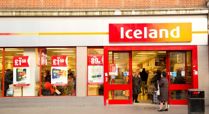 Iceland delivery slot times