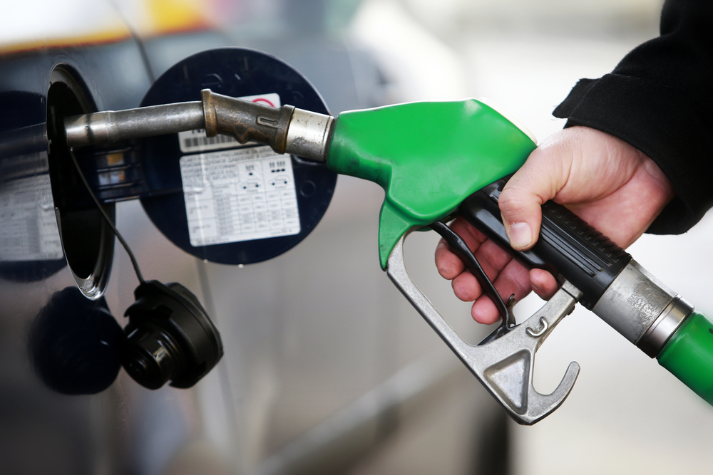 petrol prices rise