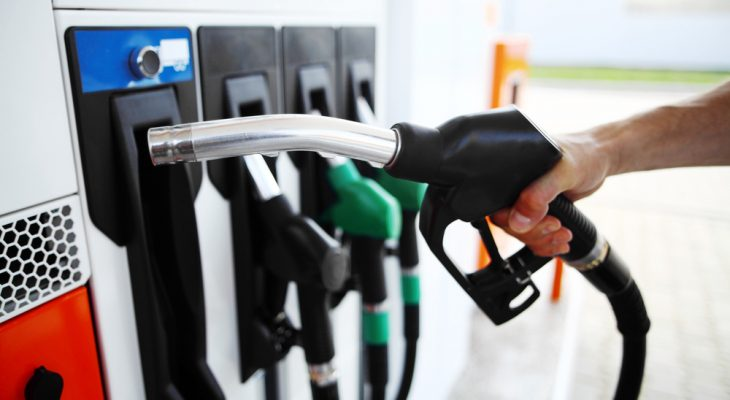 Petrol prices fall again in Huddersfield