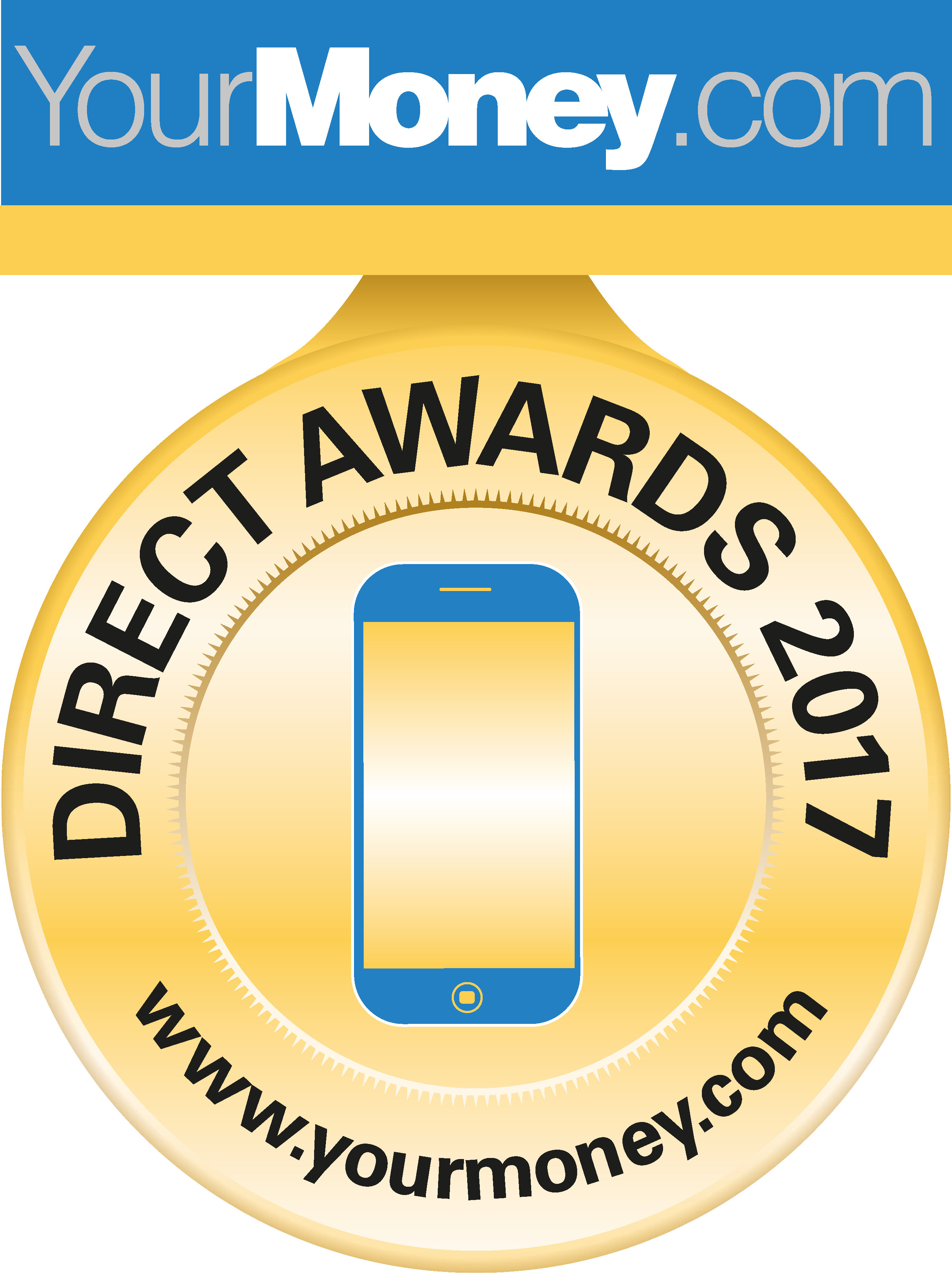 YourMoney.com Awards 2017 Direct