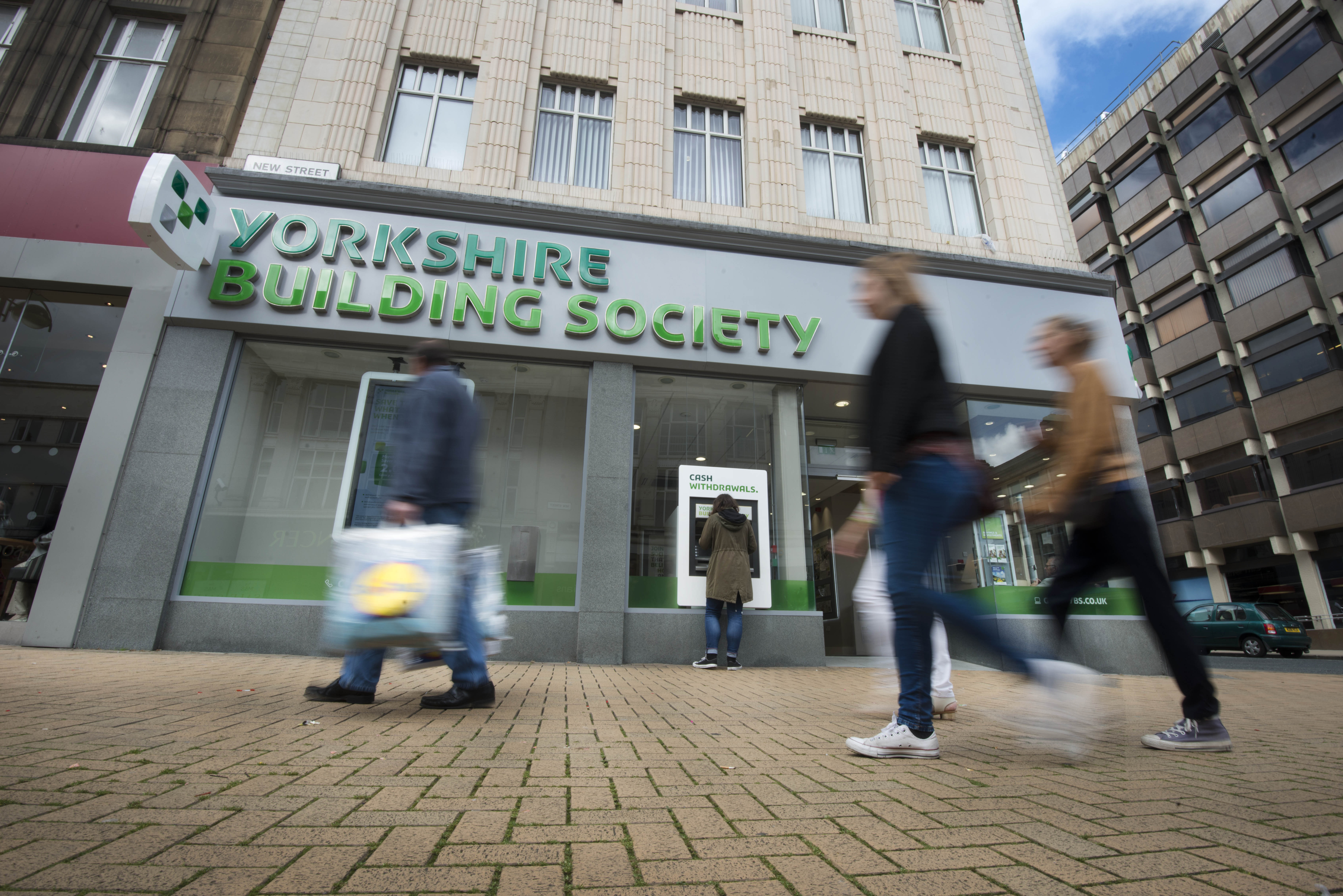 Yorkshire Building Society new