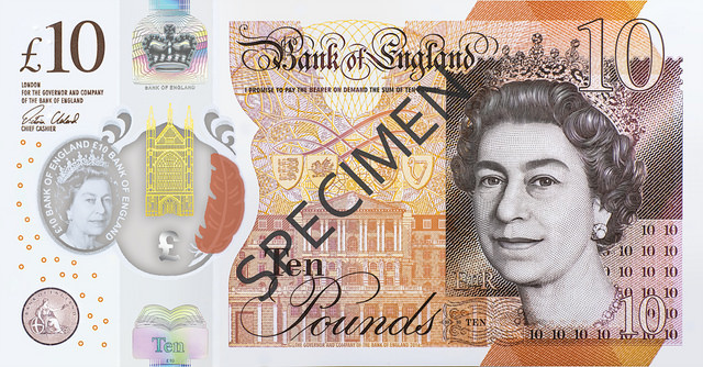 New£10note