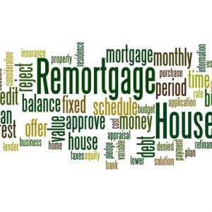 Rate rise fear prompts a rush to remortgage